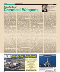 Maritime Reporter Magazine, page 16,  Apr 2011
