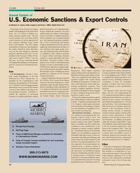 Maritime Reporter Magazine, page 18,  Apr 2011