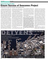 Maritime Reporter Magazine, page 26,  Apr 2011