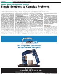 Maritime Reporter Magazine, page 28,  Apr 2011