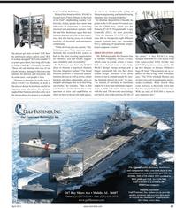 Maritime Reporter Magazine, page 29,  Apr 2011