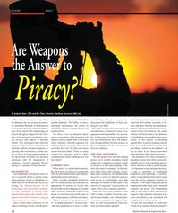 Maritime Reporter Magazine, page 30,  Apr 2011