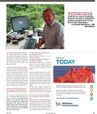 Maritime Reporter Magazine, page 39,  Apr 2011