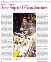Maritime Reporter Magazine, page 44,  Apr 2011
