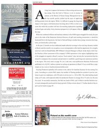 Maritime Reporter Magazine, page 6,  Apr 2011