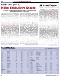 Maritime Reporter Magazine, page 10,  May 2011