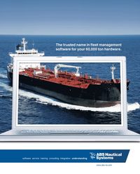Maritime Reporter Magazine, page 11,  May 2011