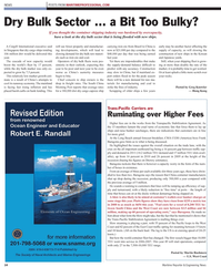 Maritime Reporter Magazine, page 14,  May 2011
