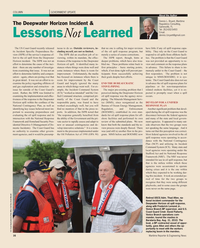 Maritime Reporter Magazine, page 16,  May 2011