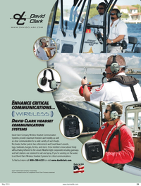 Maritime Reporter Magazine, page 19,  May 2011