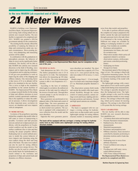 Maritime Reporter Magazine, page 22,  May 2011