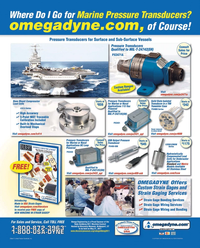 Maritime Reporter Magazine, page 1,  May 2011