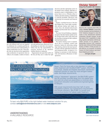 Maritime Reporter Magazine, page 33,  May 2011