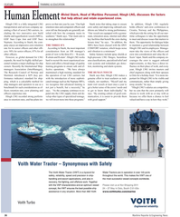 Maritime Reporter Magazine, page 36,  May 2011