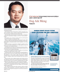 Maritime Reporter Magazine, page 41,  May 2011