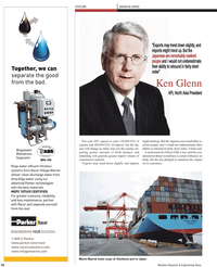 Maritime Reporter Magazine, page 42,  May 2011