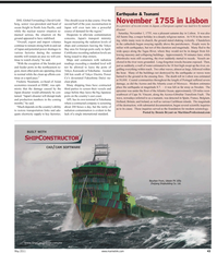 Maritime Reporter Magazine, page 43,  May 2011