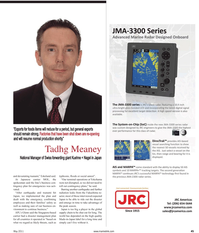Maritime Reporter Magazine, page 45,  May 2011