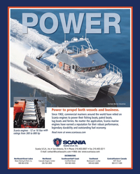 Maritime Reporter Magazine, page 3,  May 2011