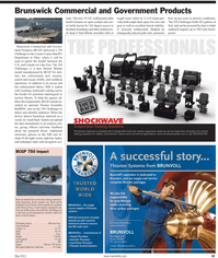 Maritime Reporter Magazine, page 49,  May 2011