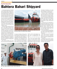 Maritime Reporter Magazine, page 3rd Cover,  May 2011