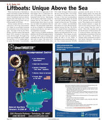 Maritime Reporter Magazine, page 4th Cover,  May 2011