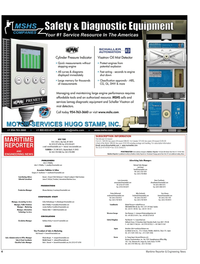 Maritime Reporter Magazine, page 4,  May 2011