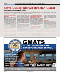Maritime Reporter Magazine, page 7,  May 2011