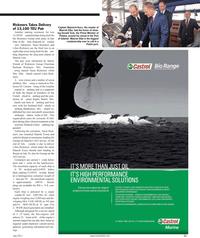 Maritime Reporter Magazine, page 11,  Jul 2011