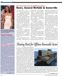 Maritime Reporter Magazine, page 12,  Jul 2011