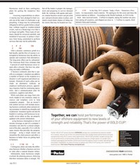 Maritime Reporter Magazine, page 15,  Jul 2011