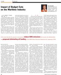 Maritime Reporter Magazine, page 16,  Jul 2011