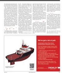 Maritime Reporter Magazine, page 17,  Jul 2011