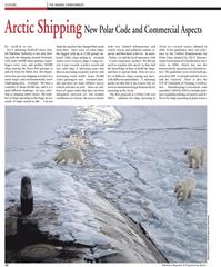 Maritime Reporter Magazine, page 22,  Jul 2011