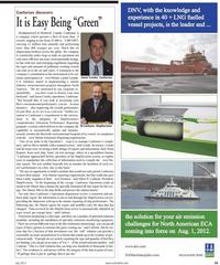 Maritime Reporter Magazine, page 29,  Jul 2011