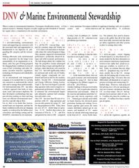Maritime Reporter Magazine, page 30,  Jul 2011