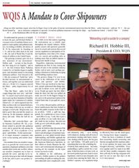 Maritime Reporter Magazine, page 32,  Jul 2011