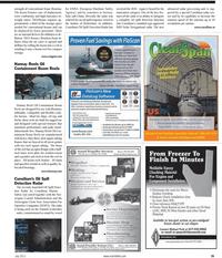 Maritime Reporter Magazine, page 35,  Jul 2011