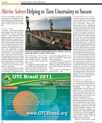 Maritime Reporter Magazine, page 36,  Jul 2011