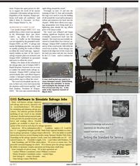 Maritime Reporter Magazine, page 37,  Jul 2011