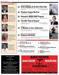 Maritime Reporter Magazine, page 2,  Jul 2011