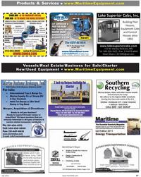 Maritime Reporter Magazine, page 47,  Jul 2011