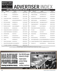 Maritime Reporter Magazine, page 48,  Jul 2011