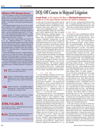 Maritime Reporter Magazine, page 10,  Sep 2011