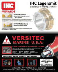 Maritime Reporter Magazine, page 11,  Sep 2011