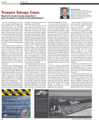 Maritime Reporter Magazine, page 18,  Sep 2011