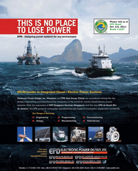 Maritime Reporter Magazine, page 25,  Sep 2011