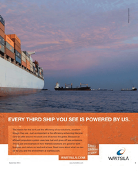 Maritime Reporter Magazine, page 1,  Sep 2011