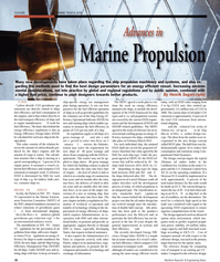 Maritime Reporter Magazine, page 30,  Sep 2011