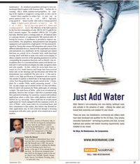 Maritime Reporter Magazine, page 37,  Sep 2011